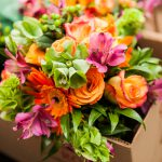 Laat prachtige bloemen bezorgen op locatie!
